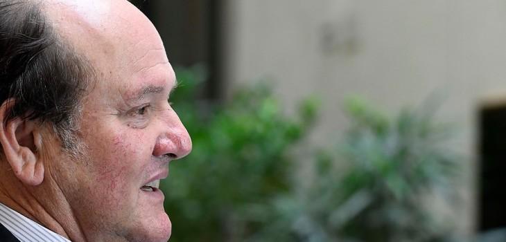 Diputado Barros responde acusación de agresión de Hirsch