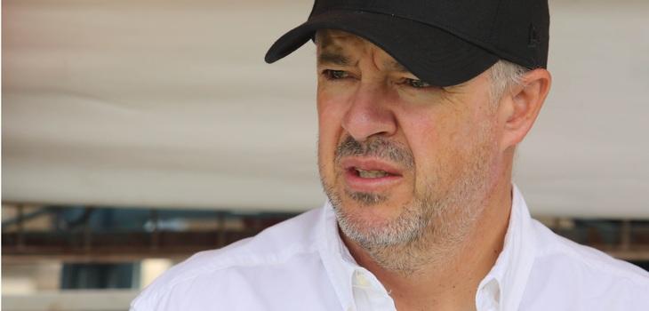 El presidente de Universidad Católica, Juan Tagle, deslizó una crítica al delantero de Colo Colo Esteban Paredes y al Sindicato de Futbolistas Profesionales
