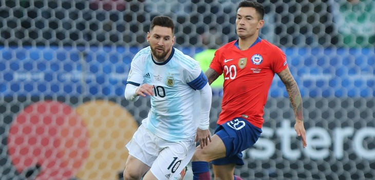 La 'Roja' de Rueda debutará con Argentina en la Copa América 2020: así quedaron los grupos