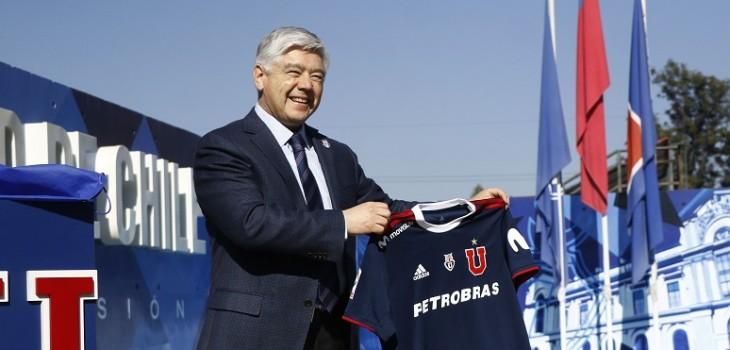 Universidad de Chile pidió por secretaría ir a Copa Libertadores