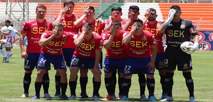 Chile 4: U. Española anunció que no se presentará a jugar y recurrirá al TAS