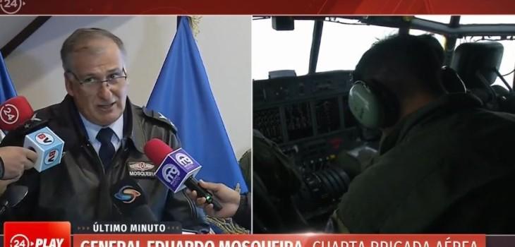 Gen. Mosqueira: