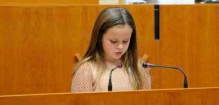 Emotivo discurso de Elsa Ramos niña transexual se hizo viral