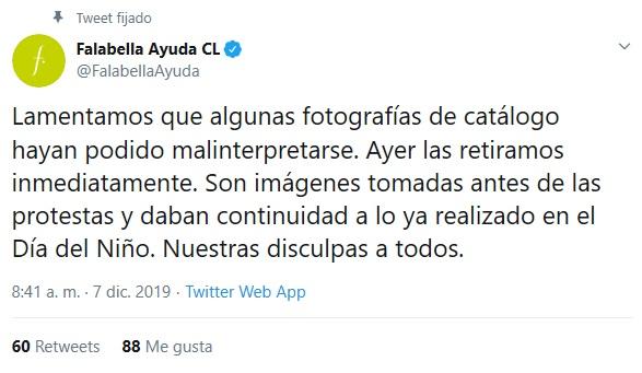 Falabella | Twitter