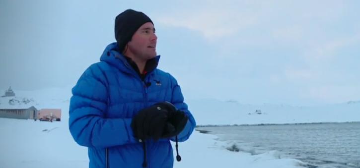 Pancho Saavedra reveló que viajaría en dos días más a la Antártica y recordó antiguo viaje en la nave