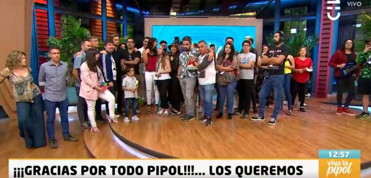 Así fue el fin de Viva la Pipol: lideraron en rating