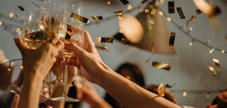 cena año nuevo