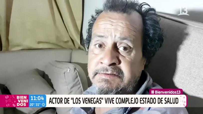 Actor de Los Venegas