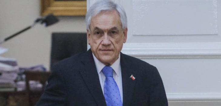 solo 4,6% aprueba gestión de Piñera, según Pulso Ciudadano