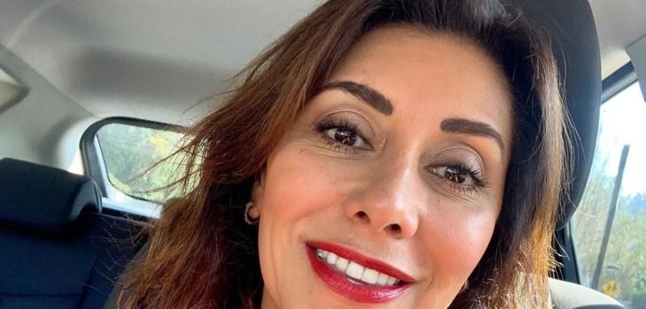 Carmen Gloria Arroyo respondió a hombre que la criticó