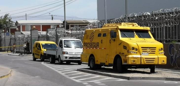 Asalto frustrado en Maipú