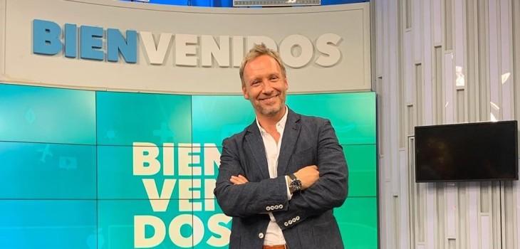 Martín Cárcamo mostró video de lo que no se vio de su despedida
