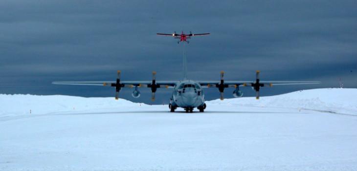 FACH confirma que el siniestrado Hércules C-130 ya había presentado una emergencia en 2016