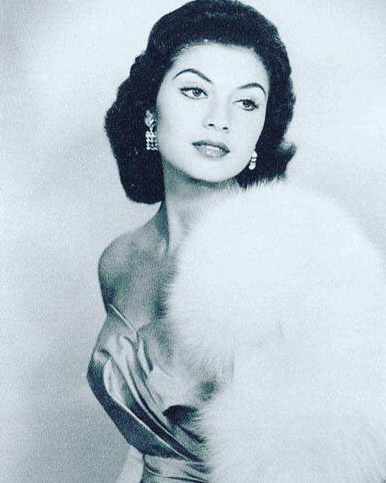 Gladys Zender, la miss peruana y antiguo amor de Juan Carlos I que Franco impidió que se concretara