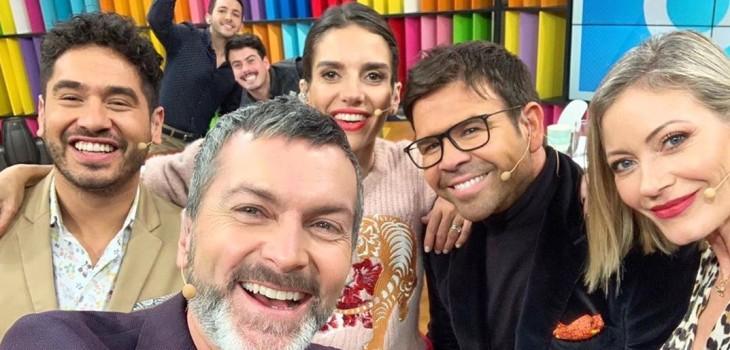 Cristián Sánchez se despidió de TVN