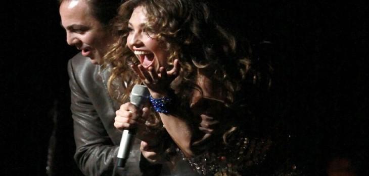 Cristian Castro contó que tuvo un breve romance con Thalía