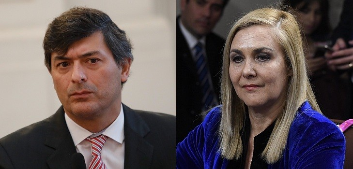 FRANCO PARISI Y PAMELA JILES