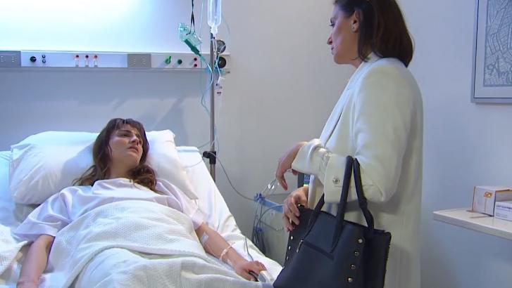 Verdades Ocultas: Eliana develó su plan maestro con Valentina para deshacerse para siempre de Rocío