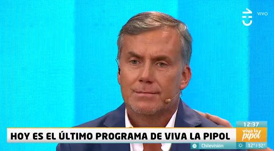 Felipe Vidal reveló inéditas anécdotas con Pamela Díaz y Jean-Philippe