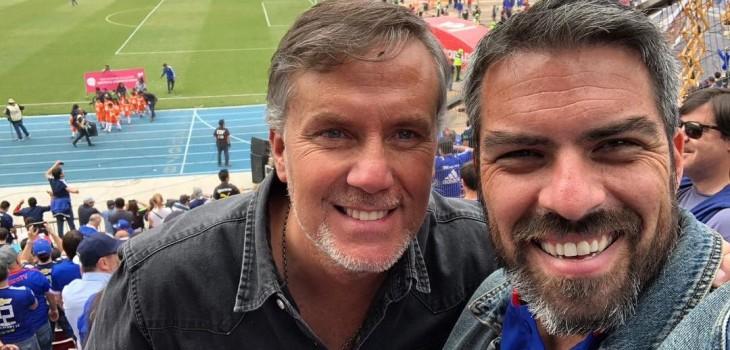 Felipe Vidal y Nicolás Gutiérrez
