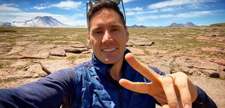 El anuncio de Francisco Saavedra que dejó felices a los seguidores de 'Lugares que hablan'