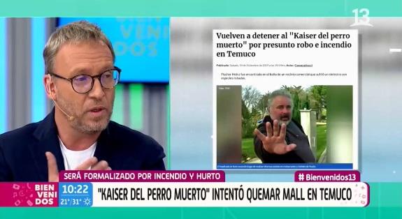 CRÍTICA DE GUARELLO A BIENVENIDOS