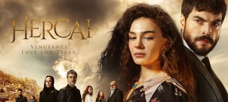 El exitoso estreno de Hercai