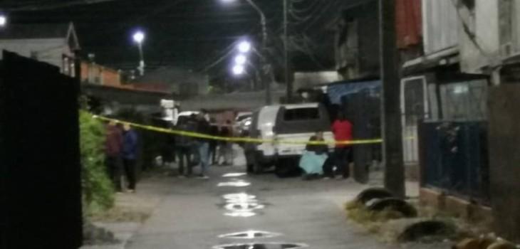 Hombre muere en Coronel en confusa situación: fue baleado por desconocidos en su propia casa