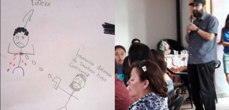 Acusaciones contra Hugo Gutiérrez