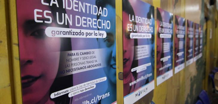 Entró en vigencia la ley de identidad de género: registro civil realizó el primer cambio de sexo en Chile