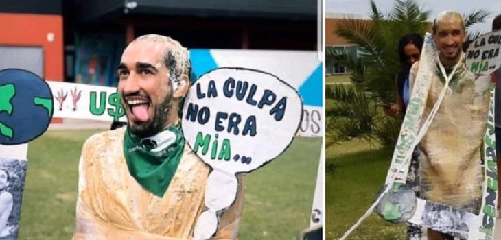 licenciado bromeó con femicidio en argentina