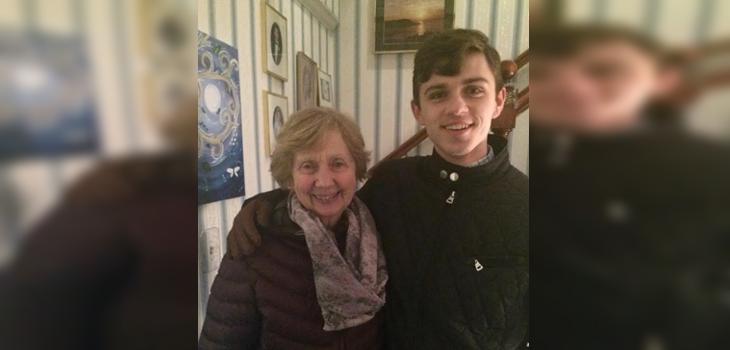 Joven creó App para ayudar a su familia a cuidar a su abuela con Alzheimer