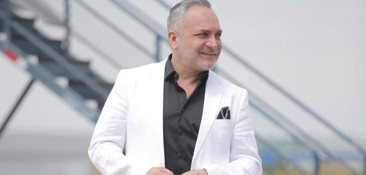 Luis Jara cantará en gala final de Gran Rojo