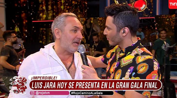 El consejo de Luis Jara a los finalistas del 'Gran Rojo' previo a la Gala Final
