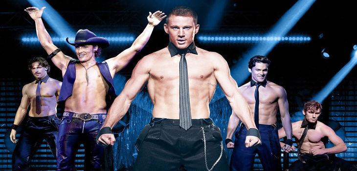 Channing Tatum anuncia una gira de «Magic Mike» con shows en vivo