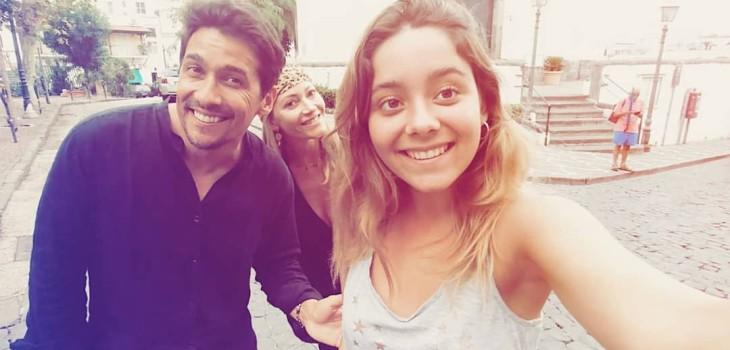 Hija mayor de Marcela Vacarezza y Rafa Araneda se graduó