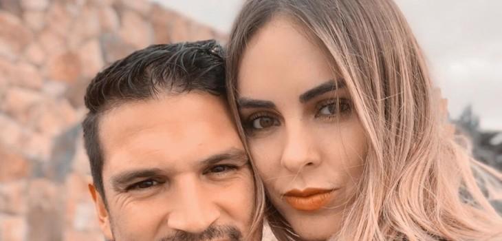 Maura Rivera y Mark celebraron 9 años de matrimonio