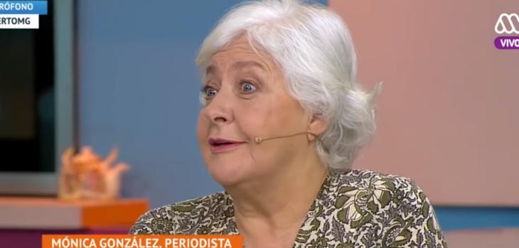 Mónica González sería la nueva panelista estable del Mucho Gusto