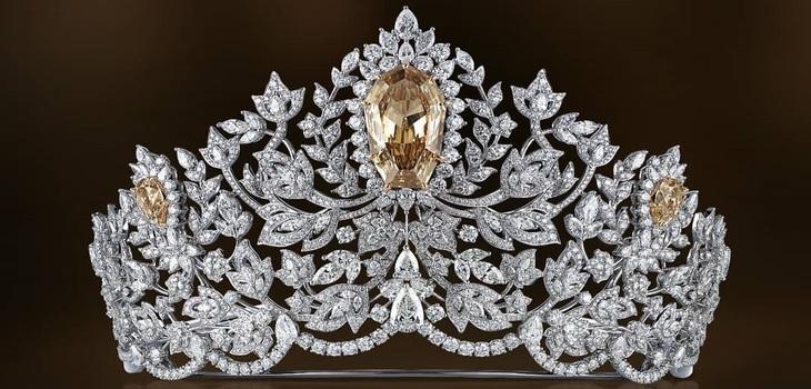 Miss Universe devela nueva corona