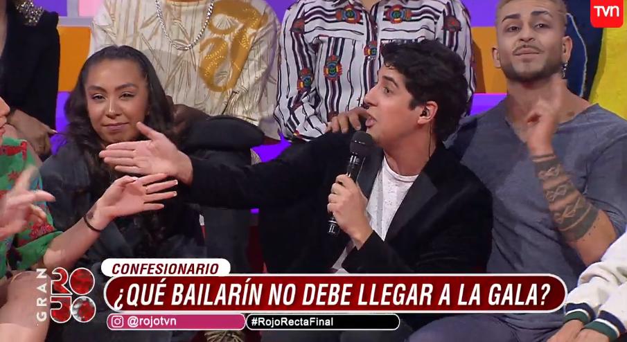 """Nicole Hernández y su encontrón con Van Cauwelaert en Rojo: """"No me voy a obligar a decir una mentira"""""""