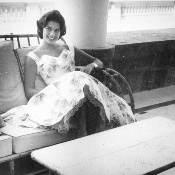 Gladys Zender, la miss peruana y el antiguo amor de Juan Carlos que Franco impidió que se concretara