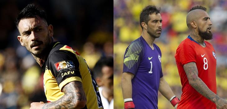 Pinilla reveló que Bravo y Vidal nunca se arreglaron tras quiebre