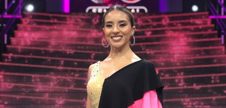 Geraldine Muñoz se convirtió en la primera bailarina en clasificar a la semana final del 'Gran Rojo'