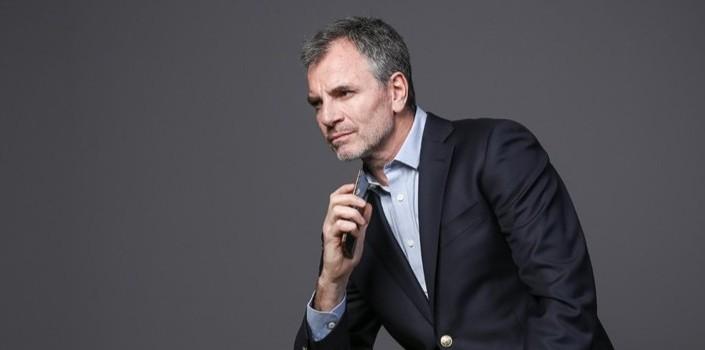 Álvaro Rudolphy sale de Mega tras no aceptar rebaja en su sueldo del 40%
