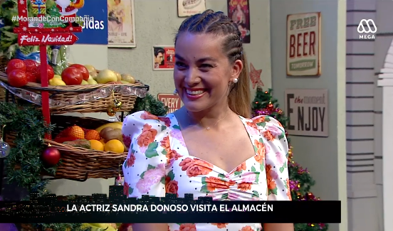Sandra Donoso en MCC