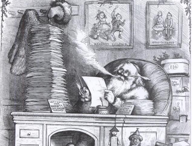 La historia tras el origen de las cartas al 'Viejito Pascuero'