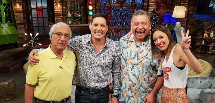 'Pancho' Saavedra confesó por qué Fernando Alarcón fue clave en su ingreso a la TV