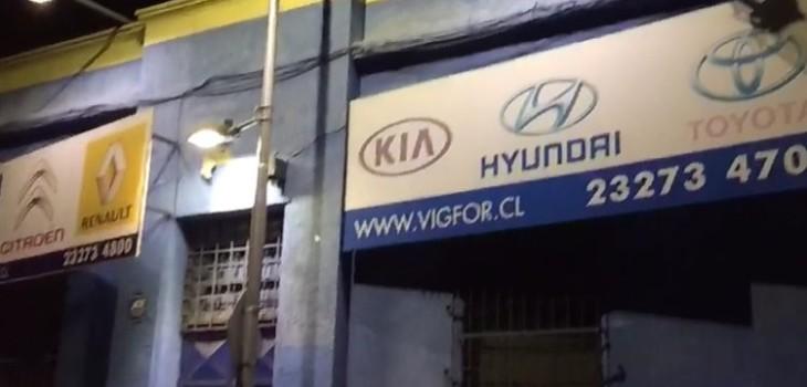 denuncian a empresa de Santiago cuya alarma sonó más de 16 horas