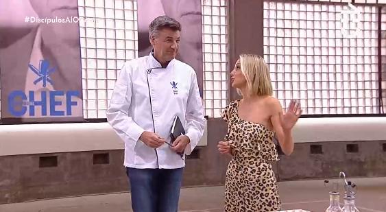 La regla que rompió Yann Yvin en 'El Discípulo del Chef'