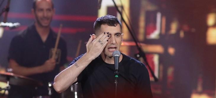Álex Anwandter cantó 'Paco Vampiro' en Olmué y fue ovacionado en redes